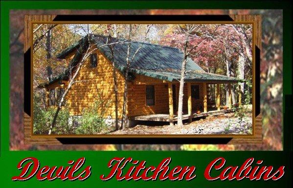 Devils Kitchen Cabins